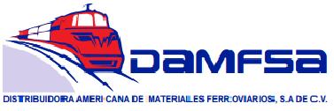 Distribuidora Americana de Materiales  Ferroviarios, S. A.